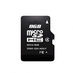 SODIAL Dernière Universelle Carte de Navigation de Cartes Voiture Auto GPS 8G pour Classe SD Carte 10 TF Grimacer Lecteur de DVD La Carte de l'europe (PGTA, neuf)