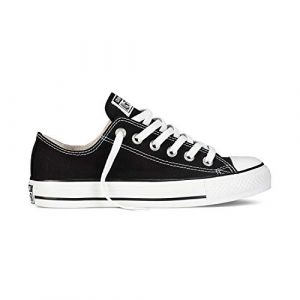 Converse Chuck Taylor All Star Chaussures en toile unisexe - - Noir 1501., 45 EU (7kmh, neuf)