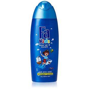 Fa Kids Garçons Shampooing & Gel Douche 250ML (Dealon, neuf)