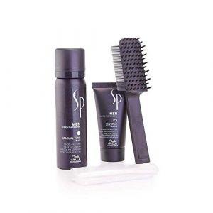 Wella SP Just Men Gradual Tone Set de coloration pour cheveux gris Noir (Galaxy Beauty Shop, neuf)