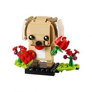 Brickheadz Lego 40349 Chiot de la Saint-Valentin (BricksDirect, neuf)