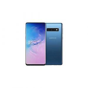 Samsung Galaxy S10 - Smartphone portable débloqué 4G (Ecran : 6,1 pouces - Dual SIM - 128GO - Android - Autre Version Européenne (GYStore, neuf)