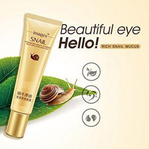 Naturel Crème contour des yeux anti-âge, escargot profonde hydratant anti-âge Crème contour des yeux retirer cernes (kingule, neuf)