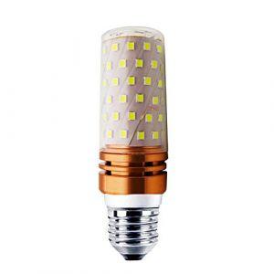 1 -pack E27 Maïs Ampoule LED 16W Équivalent Lampe Halogène/Incandescence 150W 1500 lm 6000K Blanc Froid AC220-240V 360° Angle Faisceau Ampoules pour Chambre Salon Cuisine Jardin Couloir (Chao Zan Maoyi, neuf)