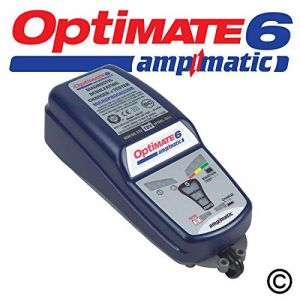 Optimate 6 Ampmatic 12v Auto Moto Smart Automatique Chargeur Optimiseur (RDLB, neuf)