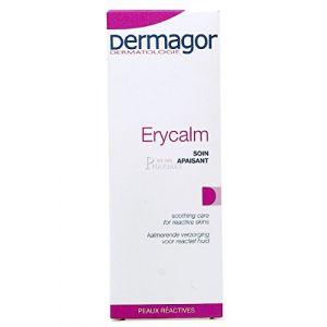 Erycalm soin apaisant peaux réactives Dermagor - Tube 40 ml (au discounter santé, neuf)