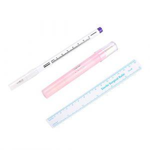 Marqueur pour la peau, stylo de marquage et gomme magique(Effaceur magique + marqueur) (Xinwoery, neuf)