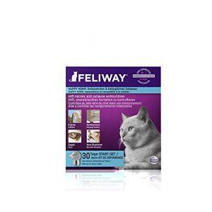 Ceva - FELIWAY - Diffuseur anti-stress 48ml - Chat - Céva (Tierglück24, neuf)