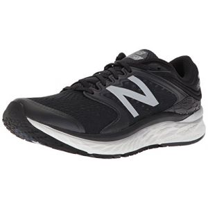 New Balance 1080v8, Running Homme, Noir Black/White, 45 EU