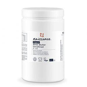 Naissance Beurre de Karité Brut BIO (n° 306) - 1kg - 100% pur, non raffiné, naturel et certifié BIO - Malaxé à la main - végan - Approvisionnement éthique et durable au Ghana (Naissance - expédié depuis le Royaume-Uni, neuf)