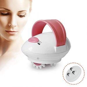 3D Mini Full Body amincissante perte de poids traitement enlèvement du gras à main motorisé Rouleau Minceur Appareil de massage (Letter trade, neuf)