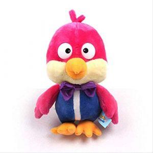 Oiseau en peluche oiseau en peluche oreiller enfant cadeau d'anniversaire 20cm (lizhaowei531045832, neuf)