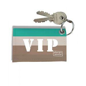 Porte-clés Carte Pass VIP, Etui Porte-clés Carte Pass VIP Réf. 949 (bistrakoo, neuf)