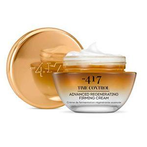 -417 Crème raffermissante anti-âge – Complexe de minéraux précieux – Minéraux de la mer Morte - 50ml Time Control Collection (Minus 417, neuf)
