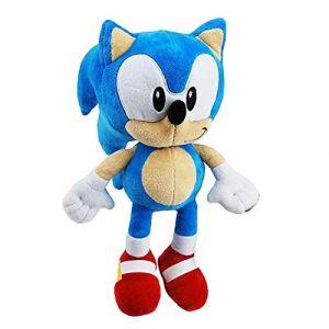 Sonic The Hedgehog - SEGA Peluche 28cm, Couleur (247Megadeals, neuf)