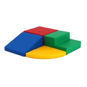 IGLU XL Blocs de Construction en Mousse, Jouets éducatifs - Marque Set 16 (IgluSoftPlay, neuf)