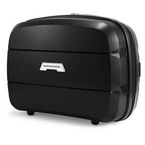 HAUPTSTADTKOFFER - Britz - Beauty mini valise, Vanity Case, Beautycase, Estuche de maquillaje, 23 cm, 12 L, Noir (Sagenta GmbH, neuf)