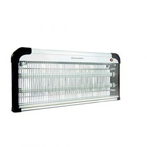 Ace Sea 40W Piège à Abeilles UV Destructeur Tue Mouche Electrique Lampe Insecte, Noir Blanc (Zhuhai Xinhuayang, neuf)