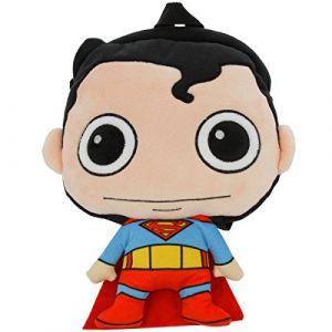 Sac à Dos - Enfants - Peluche - Superman - DC Comics - Original (Kingsfield65, neuf)
