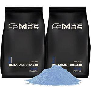 Décolorant professionnel Femmas - En poudre - 1 000 g (Femmas, neuf)