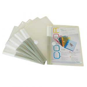 Tarifold, 510250  Enveloppe porte document à fermeture scratch A5 T Collection incolore Transparent Sachet de 6 (3L Kids, neuf)