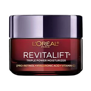 L'Oreal Paris RevitaLift Triple Power Deep-Acting Facial Moisturizer (MedClub, neuf)