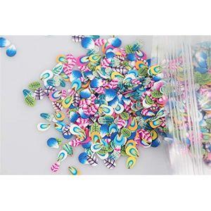 BrilliantDay 10000 Pcs Clou de Art Fimo Canne de bâton autocollants embouts du gel décoration manucure #1 (BrilliantDayDirect, neuf)