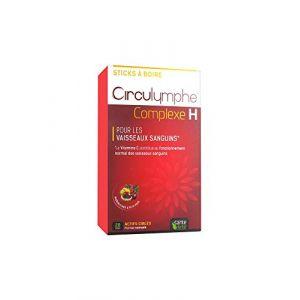 Santé Verte Circulymphe Complexe H 20 Sticks (au discounter santé, neuf)