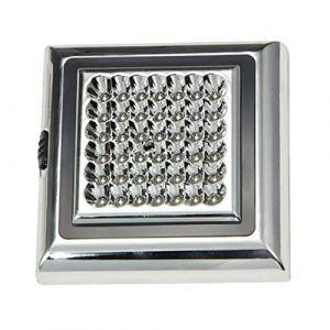 Refaxi 5W 12V 42LED Lampe De Cabine De Plafond Intérieur Pour Ampoule GHY De Voiture De Bateau De Bateau De Caravane (highqualityforyou(in Hong Kong), neuf)