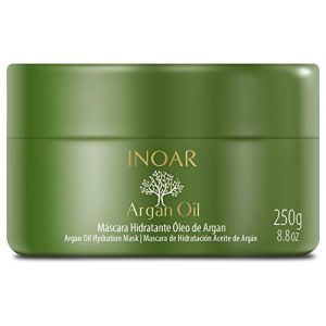 Argan Oil Hair Mask - Argan Oil Hair Treatment - Hair Mask For Damaged Hair - (Nano Beauty, neuf)