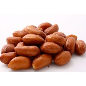 Cacahuètes décortiquées - avec la peau - 1,5 kg (Jalpur Millers Online, neuf)