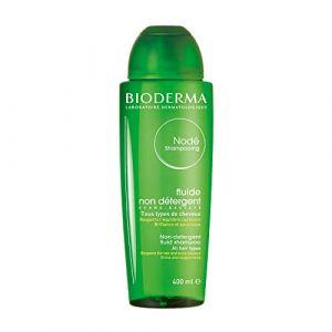 Nodé Fluide 400ml | Nettoie en douceur – Redonne brillance et souplesse aux cheveux| Tous types de cheveux (Pharmaco, neuf)