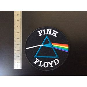 ECUSSON PATCHES AUFNAHER TOPPA - PINK FLOYD CLASSIQUE - THERMOCOLLANT (IDECALE, neuf)