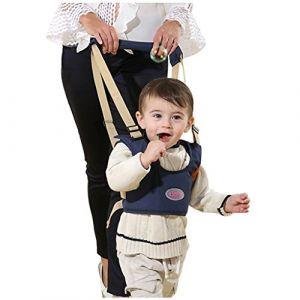 Bébé Enfant Harnais de Securite Aider Apprendre A Marcher Sécurité Ceinture Handheld Baby Walker (Wytbaby, neuf)