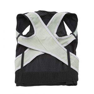 Winwinfly ajustable dos posture correcteur épaule dos taille soutien de la ceinture pour hommes femmes (style 3XL) (HuiZhuang, neuf)