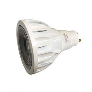 Akaiyal 12W PAR20 GU10 Lampe à LED Blanc Froid 6000K Lampe de Réflecteur à LED COB de 24 Degrés à Ampoule de Rechange pour Ampoule de Remplacement pour Ampoule Halogène 1-Pack non-Dimmable (Akaiyal, neuf)