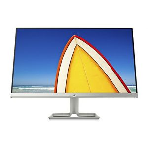 HP 24f Écran PC 23.8'' Full HD Argent (IPS LED. 1920 x 1080 px. 5 ms. 60 Hz. 16:9. HDMI. VGA) (Topocentras EU, neuf)