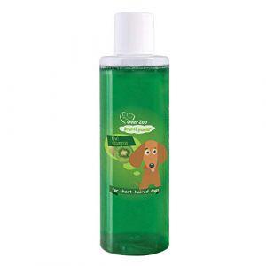OVER ZOO Shampoing Naturel Soin pour Chien et Chiot (200 ml) Frutti Power Kiwi – PH-neutre (JMFA LTD, neuf)
