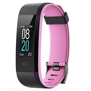 Willful Montre Fitness Tracker Homme Femme Smartwatch Android iOS Cardiofréquencemètre de Poignet Smart Watch Podomètre Smartband Imperméable IP68 Activity Tracker pour iPhone Xiaomi Samsung Huawei (ZHI MEI, neuf)