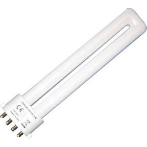 Osram 020181 LCF lampe compact flourecent Dulux S/E 11W/840 LUMILUX Cool White 2G7 TC-S/E (4THEHOME, neuf)