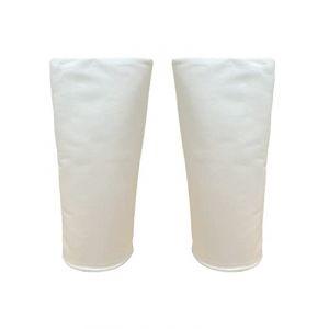 Poche filtrantes compatibles Piscine Desjoyaux 2 x 6 microns (ARTICLES AZUR, neuf)