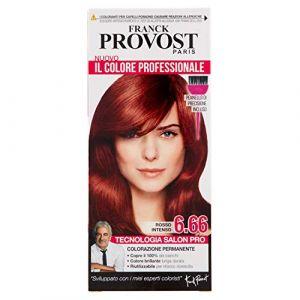 Franck Provost Paris - Coloration professionnelle rouge intense 6.66, pour cheveux permanents (casa risparmio, neuf)