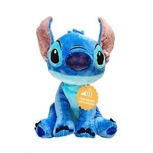 Play by Play Peluche Soft Stitch Disney avec Son 30cm - (460018232) (GROOTMARKET, neuf)