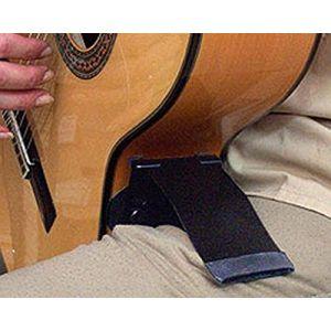 New 'Gitano Ergoplay' avec triple ventouses. Support pour guitare classique et flamenca. NOUVEAU 2020 (SalónMusical, neuf)