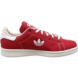 adidas Stan Smith, Chaussures de Fitness Homme, Rouge (Escarl/Ftwbla/Marcla 000), 46 EU (100RE4, neuf)