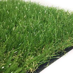 ARKMat Ascot Hauteur de la lame Gazon synthétique artificiel 4 cm 2 x 5m (Jardin202, neuf)