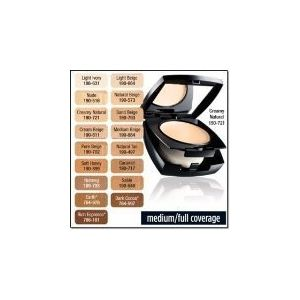 "Avon Ideal Flawless Cream-to-Powder Foundation Shell by ""Avon Products, Inc. (I LOVE BEAUTE, neuf)"