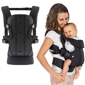 Porte bébé ergonomique   Multiposition 4 en 1 - ventral, dorsal, vue  variable   947df80895d