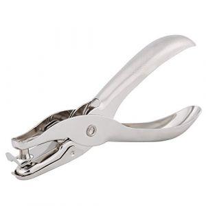 Hole Puncher - Perforateur à un trou de papier, outil de coupe de cercle pour l'artisanat, marquage de tickets de scrapbooking (Dewinshop, neuf)