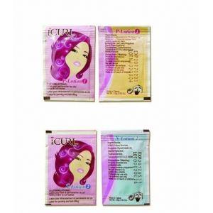 Réassort de 10 monodoses iCurl® permanente/Rehaussement de cils (ANGELIQUEMENT VOTRE, neuf)